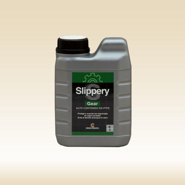 SLIPPERY GEAR (Aditivo con PTFE para engranajes)