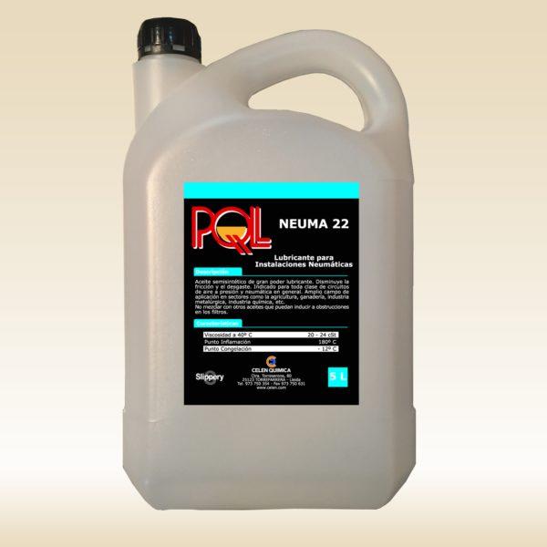 PQL NEUMA 22- BLUE (Aceite para neumática)