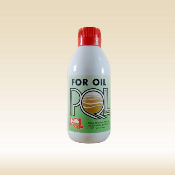 PQL FOR OIL (Aditivo para el aceite motor)