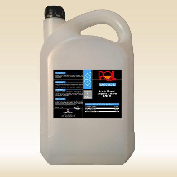 PQL BASIC OIL 20 (Aceite de engrase)