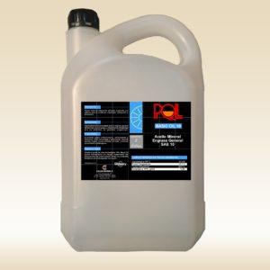 PQL BASIC OIL 10 (Aceite de engrase)