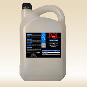 PQL BASIC OIL 40 (Aceite de engrase)