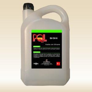 PQL SIL OIL 6 (Aceite con silicona)