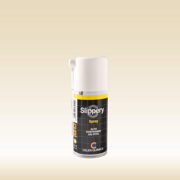 SLIPPERY SPRAY (Lubricante alto contenido de PTFE)