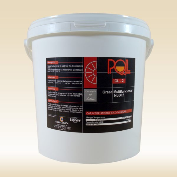 PQL GL 2 (Grasa lítica)