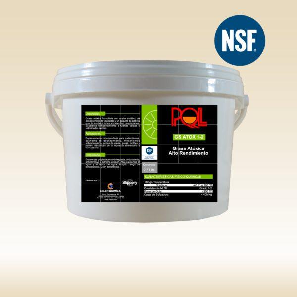 PQL GS ATOX 1-2 (Grasa alimentaria de alto rendimiento)